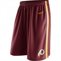 Men's Washington Redskins Burgundy Epic Team Logo Shorts