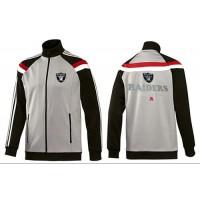 NFL Oakland Raiders Victory Jacket Grey