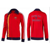 NFL Tampa Bay Buccaneers Heart Jacket Red