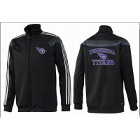 NFL Tennessee Titans Heart Jacket Black