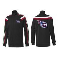 NFL Tennessee Titans Team Logo Jacket Black_1
