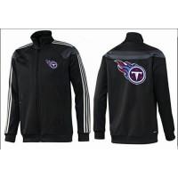 NFL Tennessee Titans Team Logo Jacket Black_2