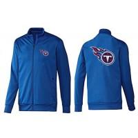 NFL Tennessee Titans Team Logo Jacket Blue_1