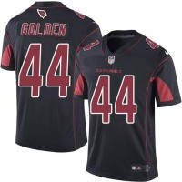 Nike Arizona Cardinals #44 Markus Golden Black Men's Stitched NFL Limited Rush Jersey