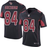 Nike Arizona Cardinals #84 Jermaine Gresham Black Men's Stitched NFL Limited Rush Jersey
