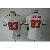Nike Buccaneers #83 Vincent Jackson White Women's Stitched NFL Limited Jersey