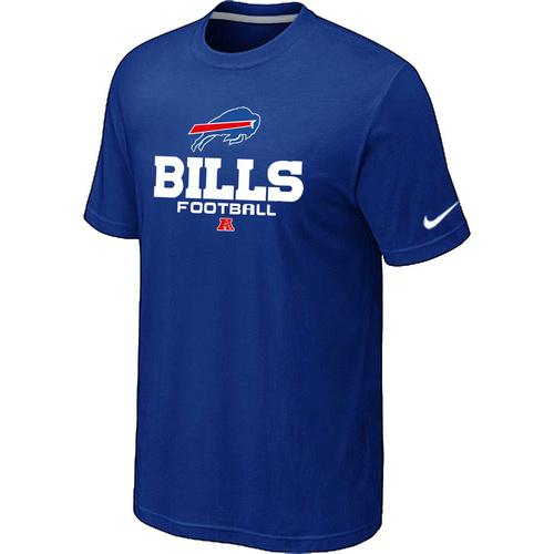 Cheap Nike Buffalo Bills Big & Tall Critical Victory NFL T Shirt Blue  free shipping