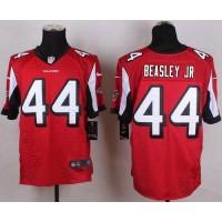 Nike Falcons #44 Vic Beasley Jr Red Team Color Men's Stitched NFL Elite Jersey