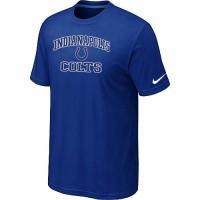 Nike NFL Indianapolis Colts Heart & Soul NFL T-Shirt Blue
