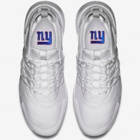 Nike New York Giants London Olympics White Shoes