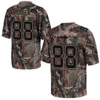 Nike Panthers #88 Greg Olsen Camo Men's Stitched NFL Realtree Elite Jersey