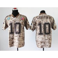 Nike Redskins #10 Robert Griffin III Camo Men's Stitched NFL New Elite USMC Jersey