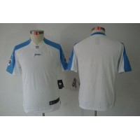 Nike Titans Blank White Youth Stitched NFL Limited Jersey