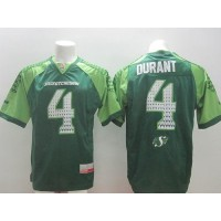 Saskatchewan Roughriders #4 Darian Durant White Stitched Signature CFL Jersey