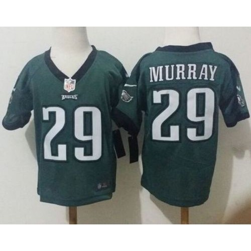 9caa6268c discount code for toddler nike eagles 29 demarco murray green team color  stitched nfl elite jersey