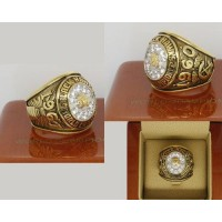 1961 NHL Championship Rings Chicago Blackhawks Stanley Cup Ring