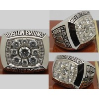 1972 NHL Championship Rings Boston Bruins Stanley Cup Ring