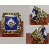 1980 NHL Championship Rings New York Islanders Stanley Cup Ring
