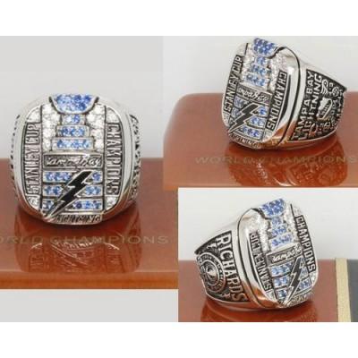 2004 NHL Championship Rings Tampa Bay Lightning Stanley Cup Ring