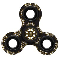 Boston Bruins Logo Three-Way Fidget Spinner