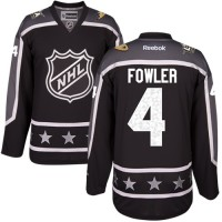 Anaheim Ducks #4 Cam Fowler Black 2017 All-Star Pacific Division Stitched NHL Jersey