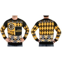 Boston Bruins Men's NHL Ugly Sweater