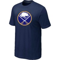 Buffalo Sabres Big & Tall Logo Midnight Blue NHL T-Shirts