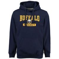 Buffalo Sabres Rinkside City Pride Pullover Hoodie Navy