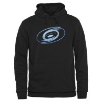 Carolina Hurricanes Rinkside Pond Hockey Pullover Hoodie Black