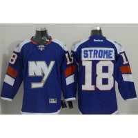 Islanders #18 Ryan Strome Baby Blue 2014 Stadium Series Stitched NHL Jersey