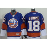 Islanders #18 Ryan Strome Baby Blue Stitched NHL Jersey