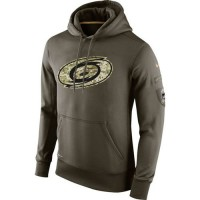 Men's Carolina Hurricanes Nike Salute To Service NHL Hoodie