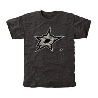 Men's Dallas Stars Black Rink Warrior T-Shirt