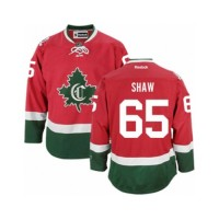 Men's Montreal Canadiens #65 Andrew Shaw Red New CD NHL Jersey