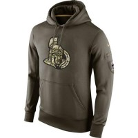 Men's Ottawa Senators Nike Salute To Service NHL Hoodie