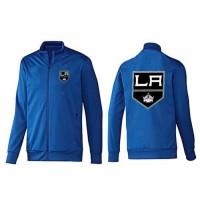 NHL Los Angeles Kings Zip Jackets Blue-1