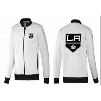 NHL Los Angeles Kings Zip Jackets White-1