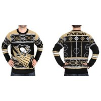 Pittsburgh Penguins Men's NHL Ugly Sweater-1