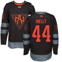 Team North America #44 Morgan Rielly Black 2016 World Cup Stitched NHL Jersey