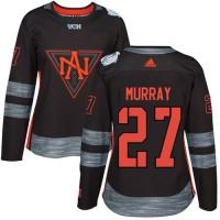 Women's Team North America #27 Ryan Murray Black 2016 World Cup Stitched NHL Jersey