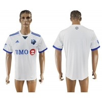 Montreal Impact Blank Away Soccer Club Jersey