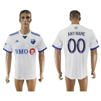 Montreal Impact Personalized Away Soccer Club Jersey