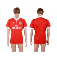Benfica Blank Home Soccer Club Jersey