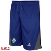 Adidas Chelsea FC Soccer Shorts Blue