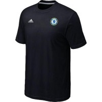 Adidas Chelsea Soccer T-Shirts Black