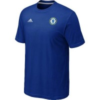 Adidas Chelsea Soccer T-Shirts Blue