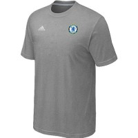 Adidas Chelsea Soccer T-Shirts Light Grey