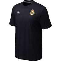 Adidas Real Madrid Soccer T-Shirts Black