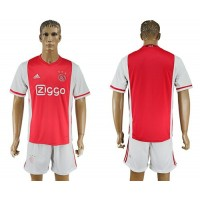 Ajax Personalized Home Soccer Club Jersey