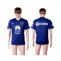 America Personalized Sec Away Soccer Club Jersey